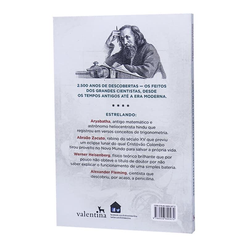 Livro A História da Ciência Para Quem Tem Pressa - Nicola Chalton; Meredith Mac Ardle