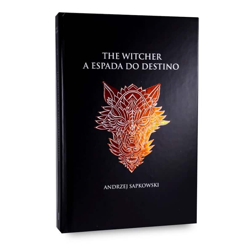 Livro A Espada do Destino - The Witcher - A saga do bruxo Geralt de Rívia