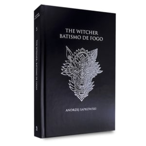 Livro Batismo de Fogo - The Witcher - A Saga do Bruxo Geralt de Rívia - Volume 5