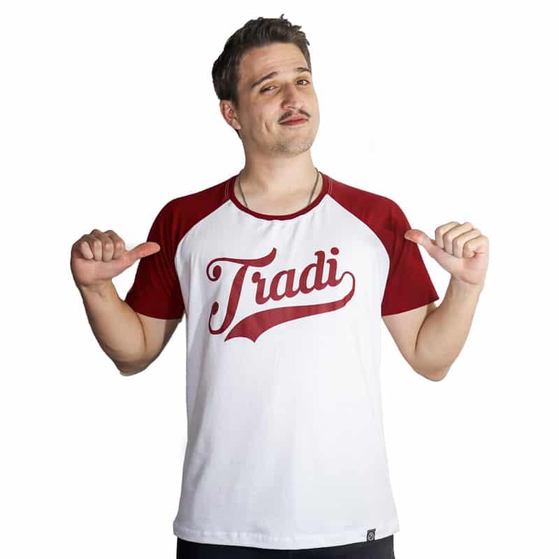Camiseta Tradi