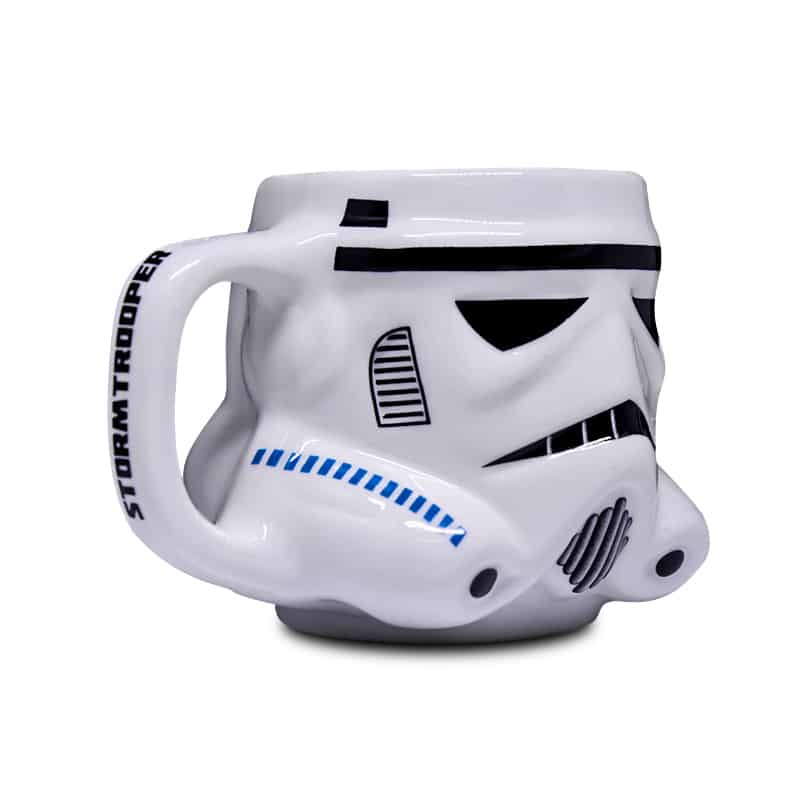 Caneca Formato 3D Stormtrooper - Star Wars
