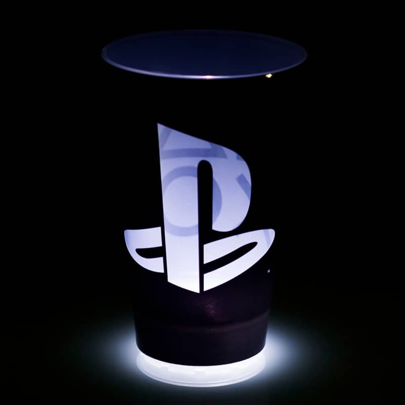 Copo com Led Playstation