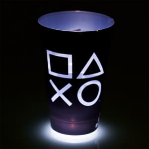 Copo com Led Playstation