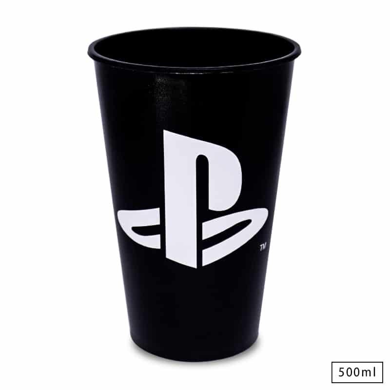 Copo Playstation Classic Símbolos