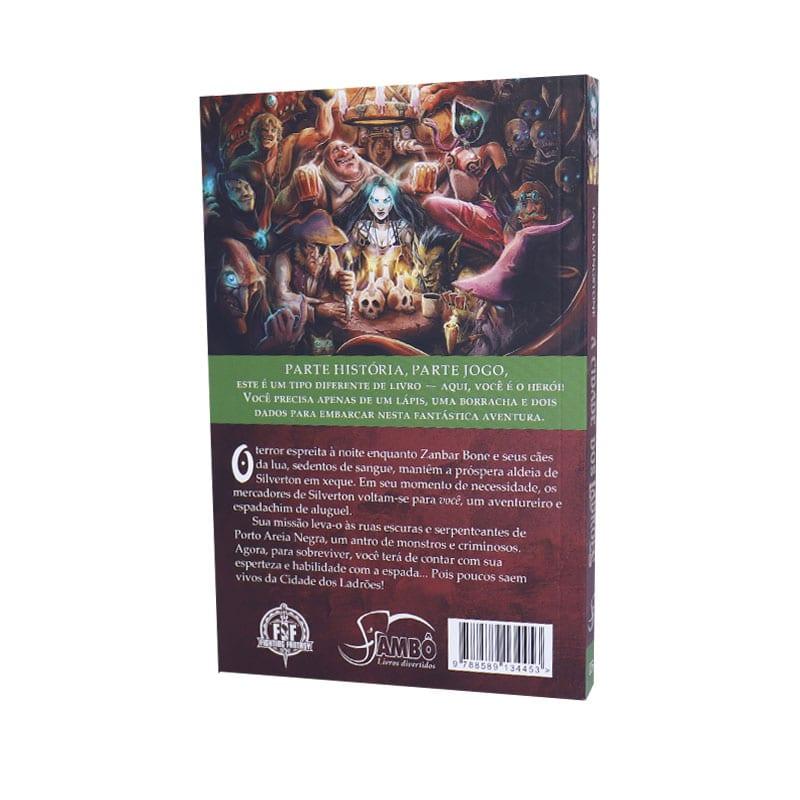 Livro FF 05 - A Cidade dos Ladrões