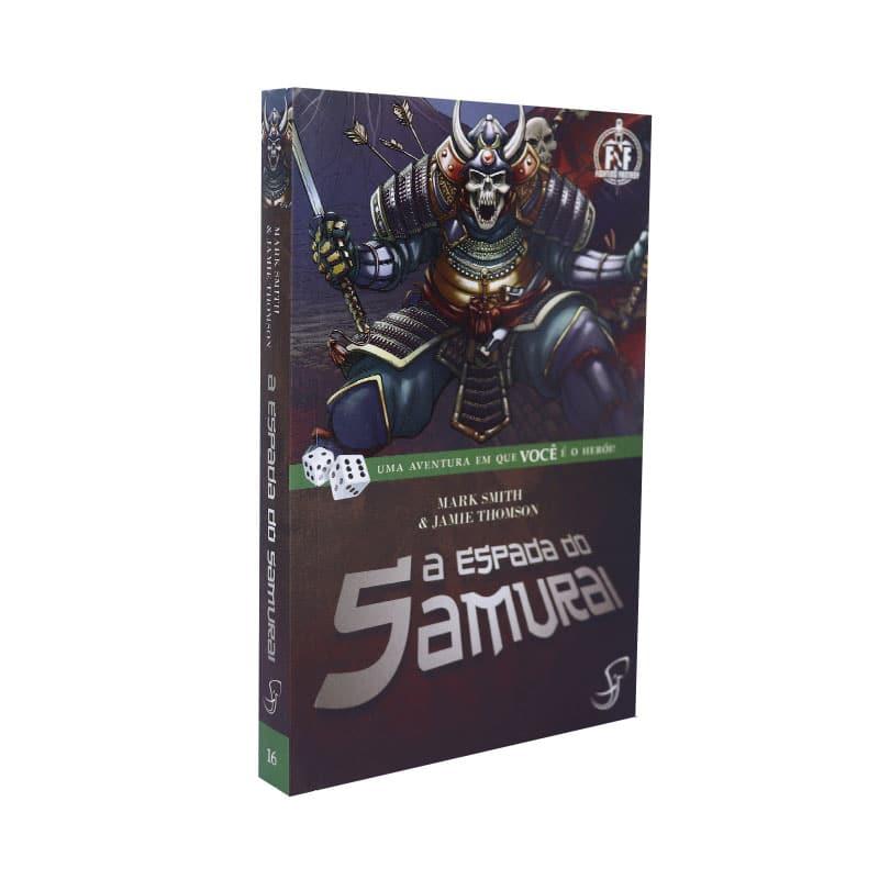 Livro FF 16 - A Espada do Samurai