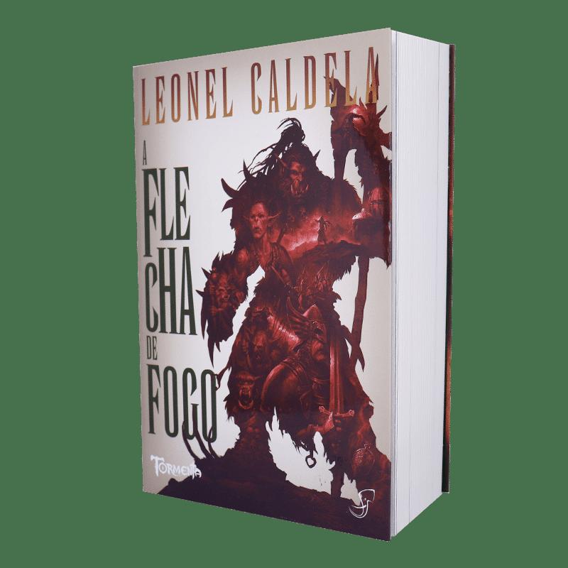Livro A Flecha de Fogo