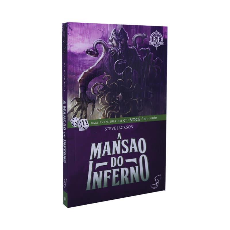 Livro FF 07 - A Mansão do Inferno