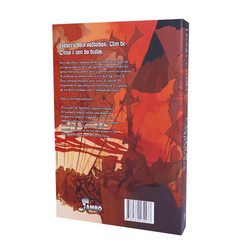 Livro O Caçador de Apóstolos