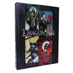 Livro Dragon Age RPG - Chris Pramas