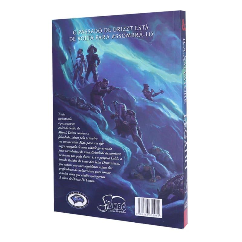 Livro A Lenda de Drizzt . Legado - Volume 7
