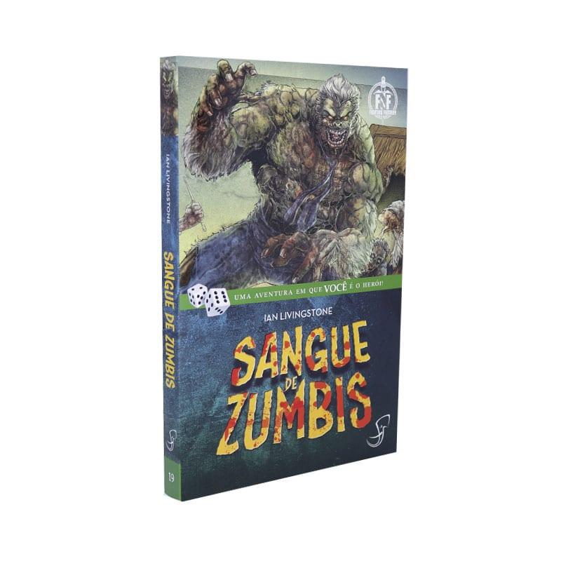 Livro FF 19 - Sangue de Zumbis