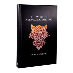 Livro A Espada do Destino - The Witcher - A Saga do Bruxo Geralt de Rívia - Volume 2