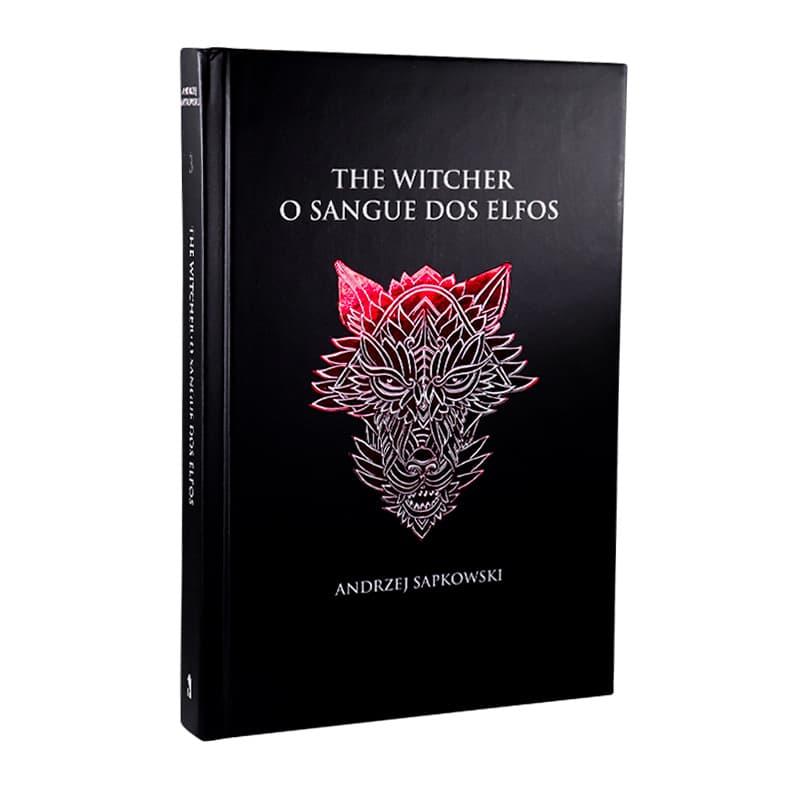 Livro O Sangue dos Elfos - The Witcher - A Saga do Bruxo Geralt de Rívia - Volume 3