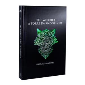 Livro A Torre da Andorinha - The Witcher - A Saga do Bruxo Geralt de Rívia - Volume 6