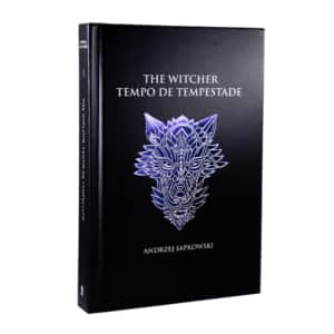 Livro Tempo de Tempestade - The Witcher - A Saga do Bruxo Geralt de Rívia - Volume 8