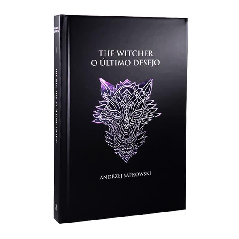 Livro O Último Desejo - The Witcher - A Saga do Bruxo Geralt de Rívia - Volume 1