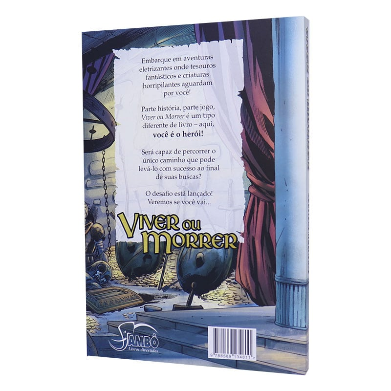 Livro Viver ou Morrer Vol.1 -3° Edição - Athos Beuren