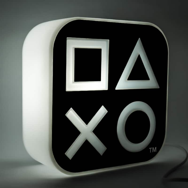 Luminária Botões Playstation