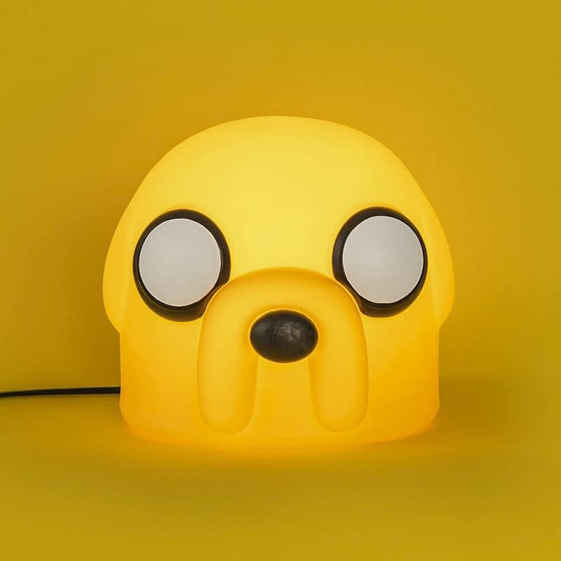 Luminária Jake - Adventure Time