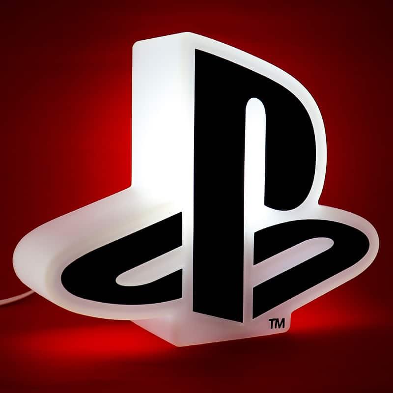 Luminária Logo Playstation