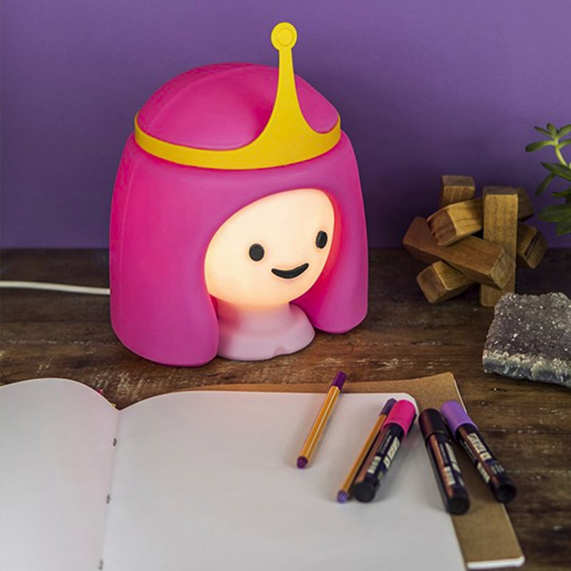 Luminária Princesa Jujuba- Adventure Time