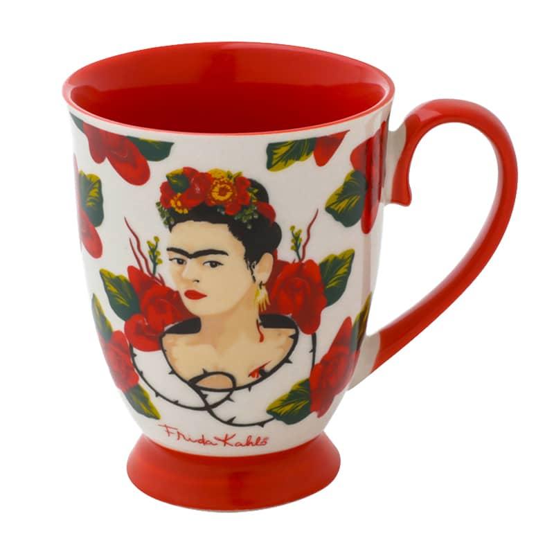 Combo Roses and Flowers Frida Khalo