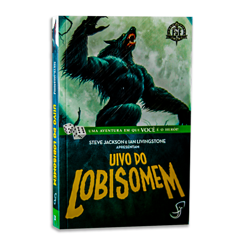 Livro FF 21 - Uivo do Lobisomem