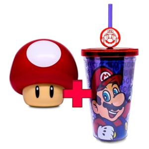 Combo Super Mario Power UP