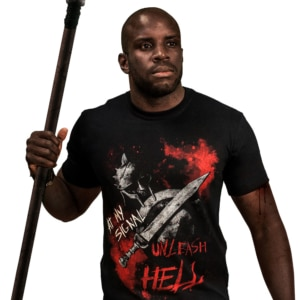 Camiseta Unleash Hell