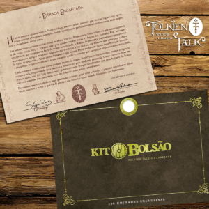 Kit Bolsão Tolkien Talk