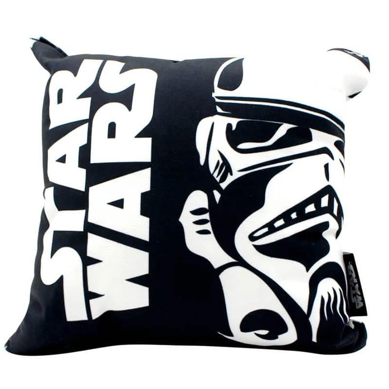 Mini Almofada de Veludo Stormtrooper Star Wars