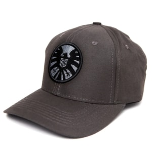 Boné Marvel Shield Cap Aba Curva