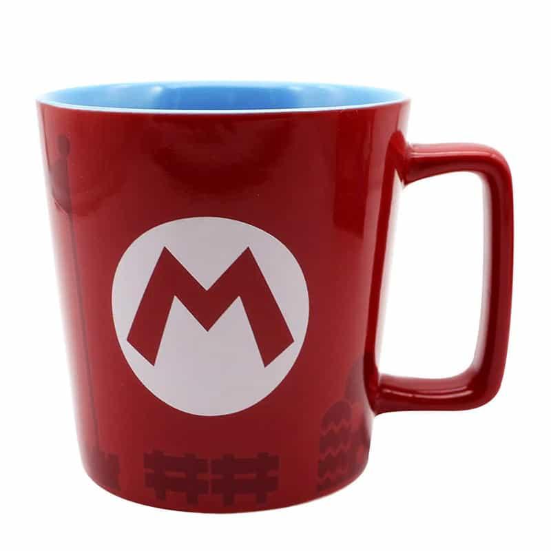Caneca Buck Super Mario