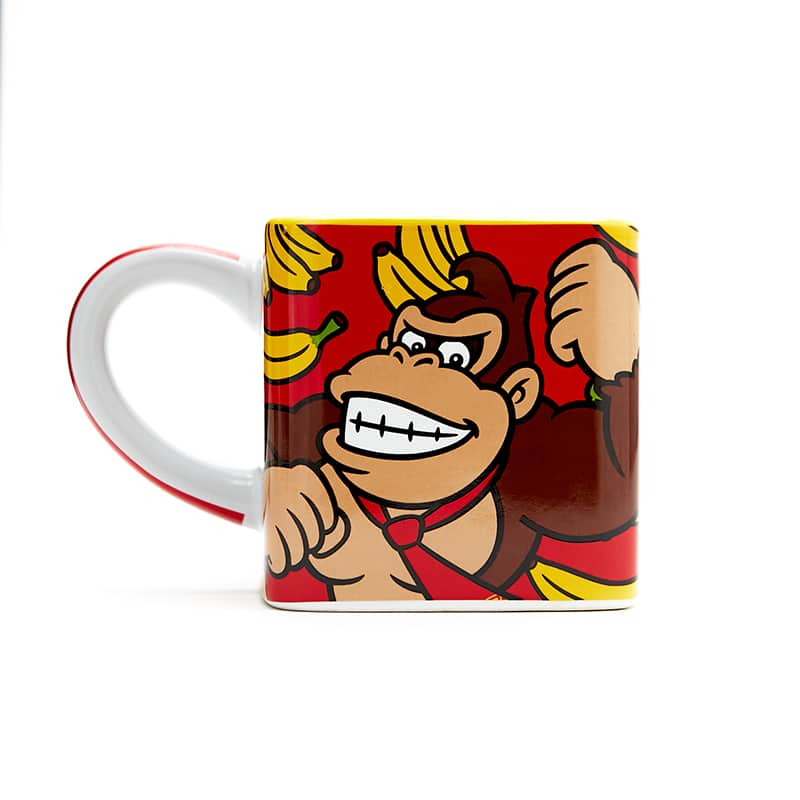 Caneca Cubo Donkey Kong