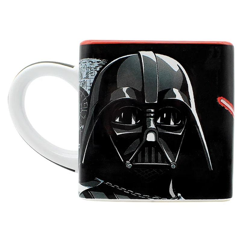 Caneca Cubo Star Wars Darth Vader