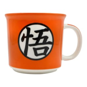 Caneca Tom Goku Símbolo - Dragon Ball Z