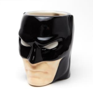 Caneca Decorativa Batman Face - Dc Comics