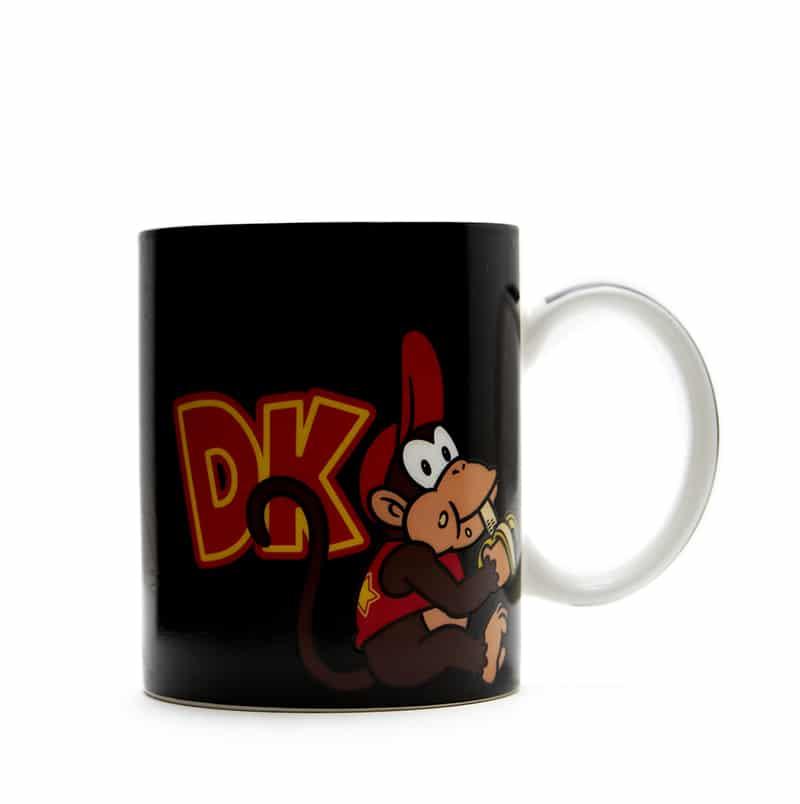 Caneca Mágica Donkey Kong