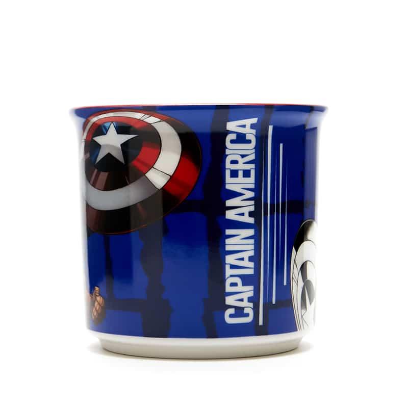 Caneca Tom Capitão América - Marvel