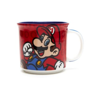 Caneca Tom Super Mario Bros