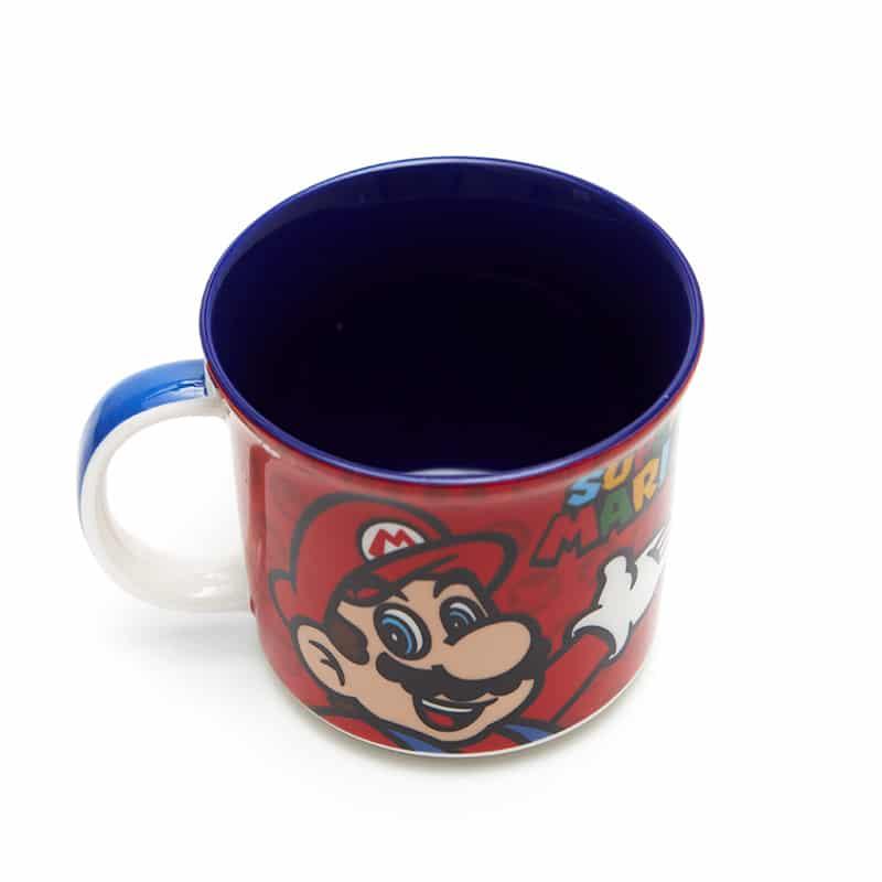 Caneca Tom Super Mario Bros