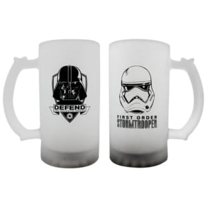 Kit Canecas de Chopp Darth Tropper - Star Wars