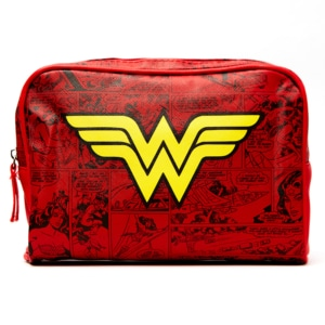 Necessaire OR Wonder Woman Logo - Dc Comics