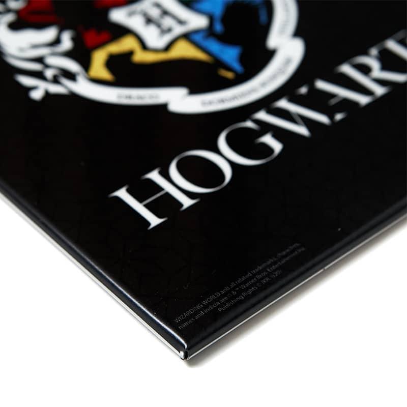 Quadro de Metal Hogwarts