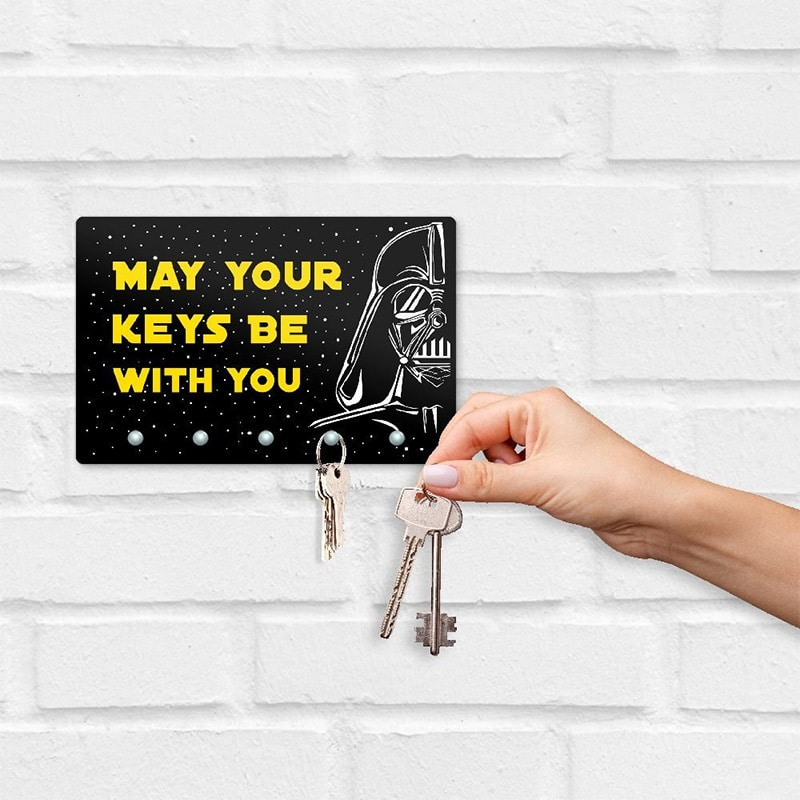 Porta Chaves Darth Keys