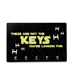 Porta Chaves Star Keys