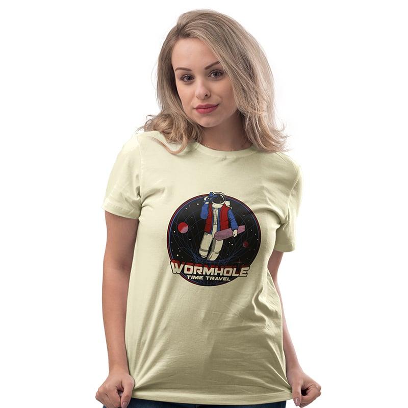 Camiseta Time Travel