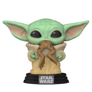 Funko POP! The Child Baby Yoda with Frog - Star Wars