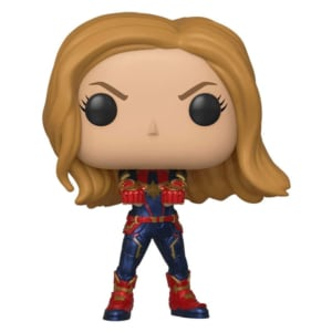 Funko POP! Captain Marvel - Avengers Endgame - Marvel